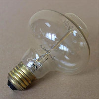 With 10 years manufacturer experience factory supply safety Edison bulb L85 e27 carbon filament bulb