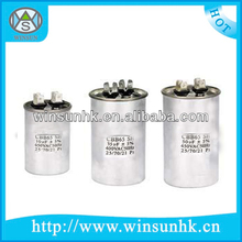 Rohs certification CBB65 AC Metallized Polypropylene Motor Run Capacitor