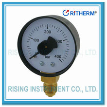(11700501)Cng bar pressure gauge, natural gas pressure gauge