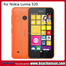 2.5D Round Edge tempered glass screen protector for nokia lumia 520