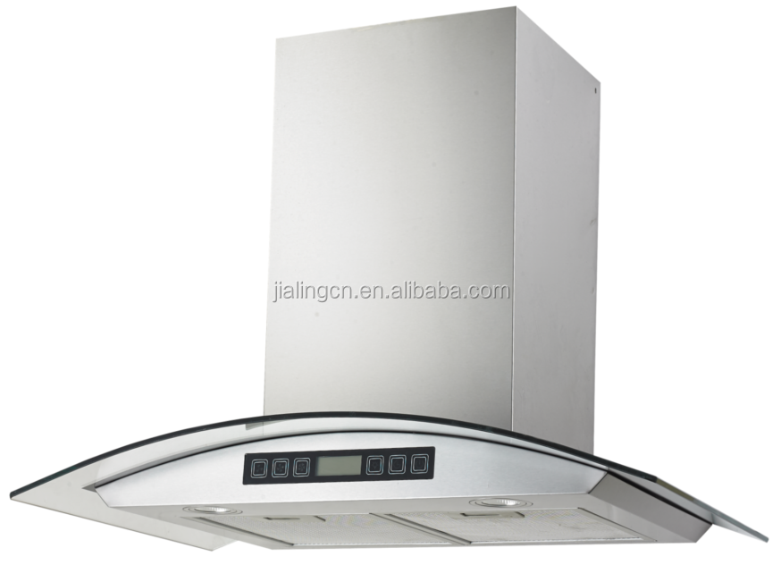 chimney hood/ Stainless Steel Wall Mounted Range Hood YF-10