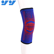 Fitness adjustable knee brace sports elastic knee support brace kneepad orthopedic knee support