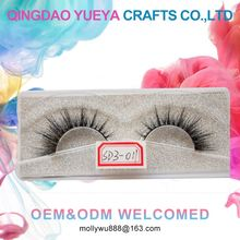 China Premium 3d Faux Eyelashes Soft Mink Fur Lashes