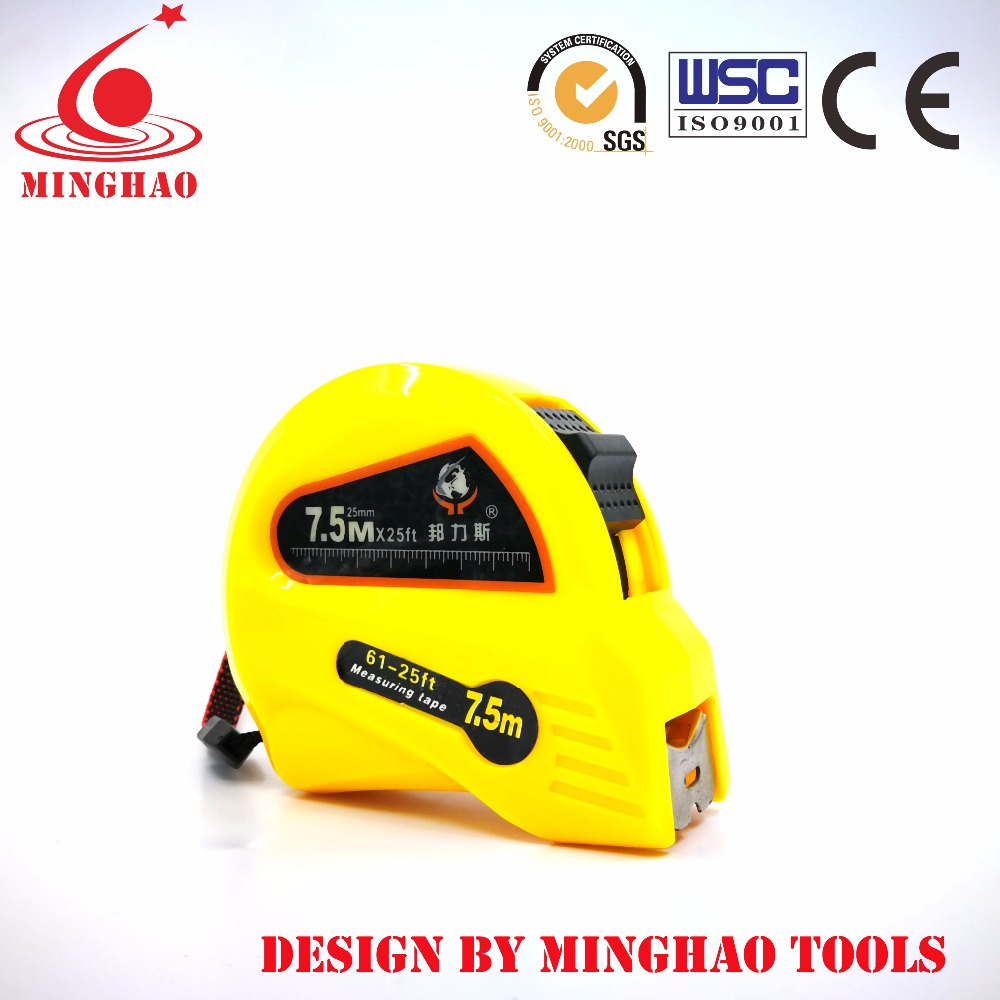 tape measure to print china wholesale tape measure/ABS case measuring tape