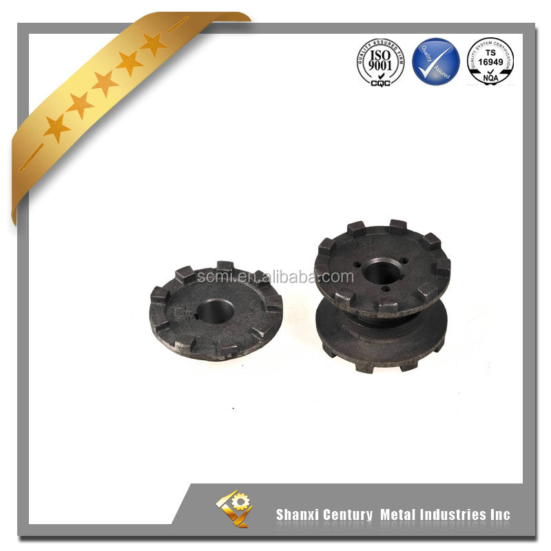 HT250 grey cast iron investment casting in liaoning