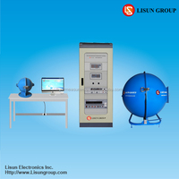 LPCE-2(LMS-9000) ccd spectroradiometer and integrating sphere for lumen cct cri and electricity parameter tester
