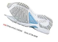 new arrival popular fish head shoes sport shoes TPR eva shoe sole