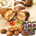 Organic Nut & Kernel halal Snacks --ready to eat chestnuts snacks