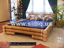 The bamboo qualitative furniture/bed