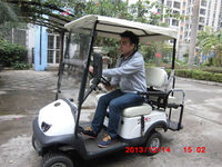 Cost effective cheap price electric star golf carts 36volt 1.2kw|AX-D2-G