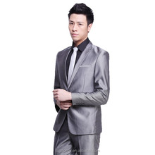 breathable high quality polyester/rayon 2012 fashion style & plus size coat pant men suit