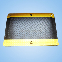 Safe Soft ESD Anti-slip Industry anti-fatigue floor mat