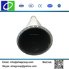 Good appearance linging pipeline carbon steel rubber lined pipe