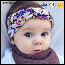 wholesale bow knitted winter Cotton knot towel head wrap head band manufacturer wholesale HA-1200