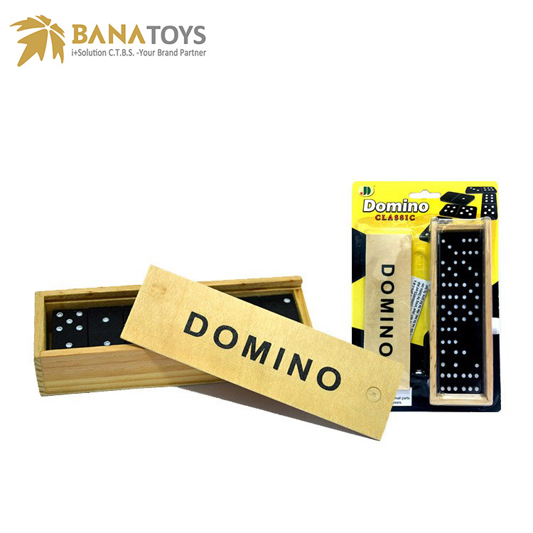 Educational wholesale plastic dominoes toy for sale