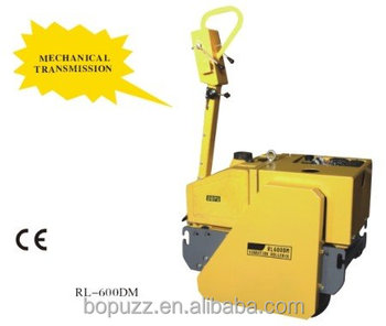 double drum vibration roller RL-600DM with CE