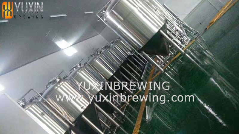 1000L 2000L 3000L Micro beer brewery used stainless steel fermentation tank for sale