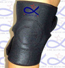 volleyball knee support, elastic knee support, walker with knee support