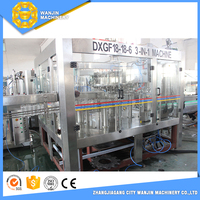 Energy saving Carbonated soft drinks filling machines, Sparkling Wine Filling Machine