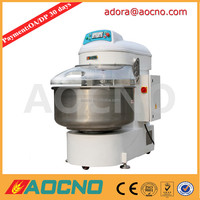 Bakery Cake Spiral Industrial Dough Mixer