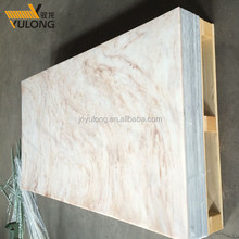 Decorative Plexiglass Marble Fabric Sheet