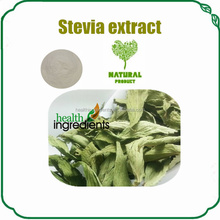 Healthy pure Stevia extract stevioside powder and stevia rebaudiana/reb-a 97%