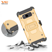 New arrival shockproof mobile phone case cover for samsung galaxy note 8 hard protective pc tpu case