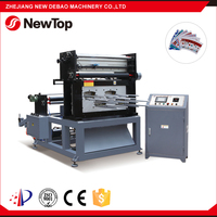NewTop Wenzhou High Efficiency Automatic Small Paper Cup Printing Die Cutting Machine