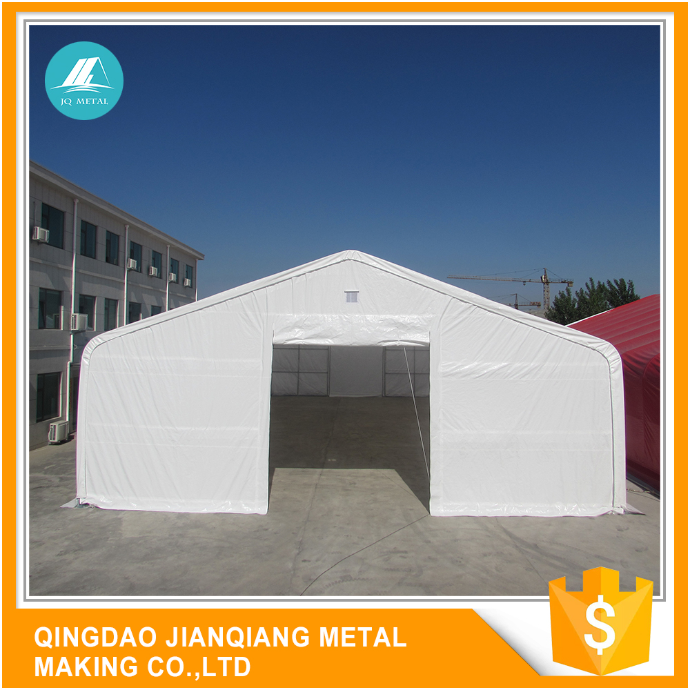 JQA50100 Custom Logo Steel Structure Dome Heavy Duty Shelter Tent For Events