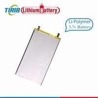 Best Price of Li-ion Polymer Battery 3.7v 170mah With PCM Made in China