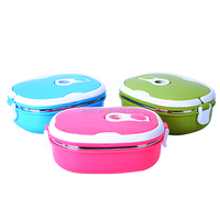 Stainless Steel Lunch Box Keep Food