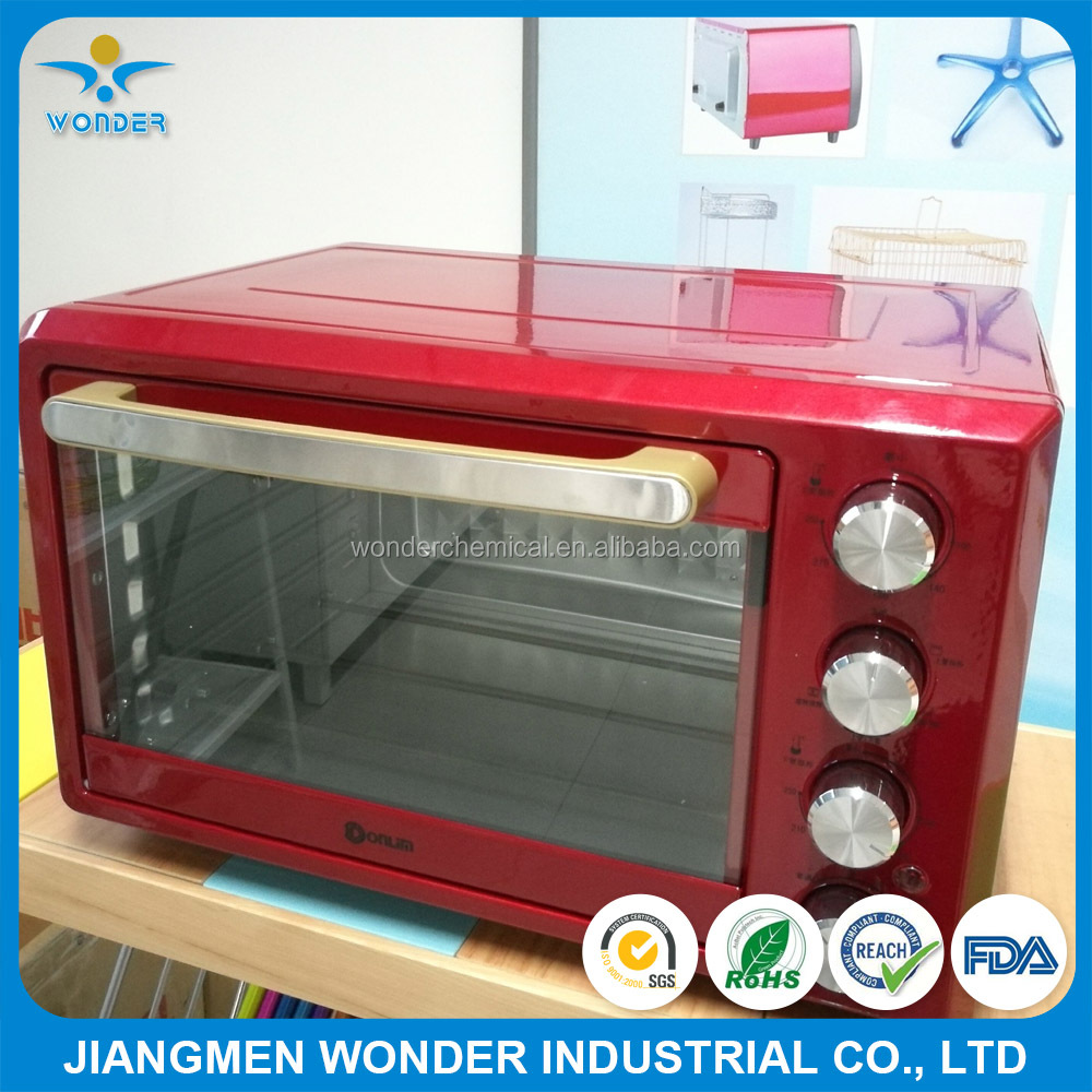 Anti High Temperature Microwave ovens powder coating