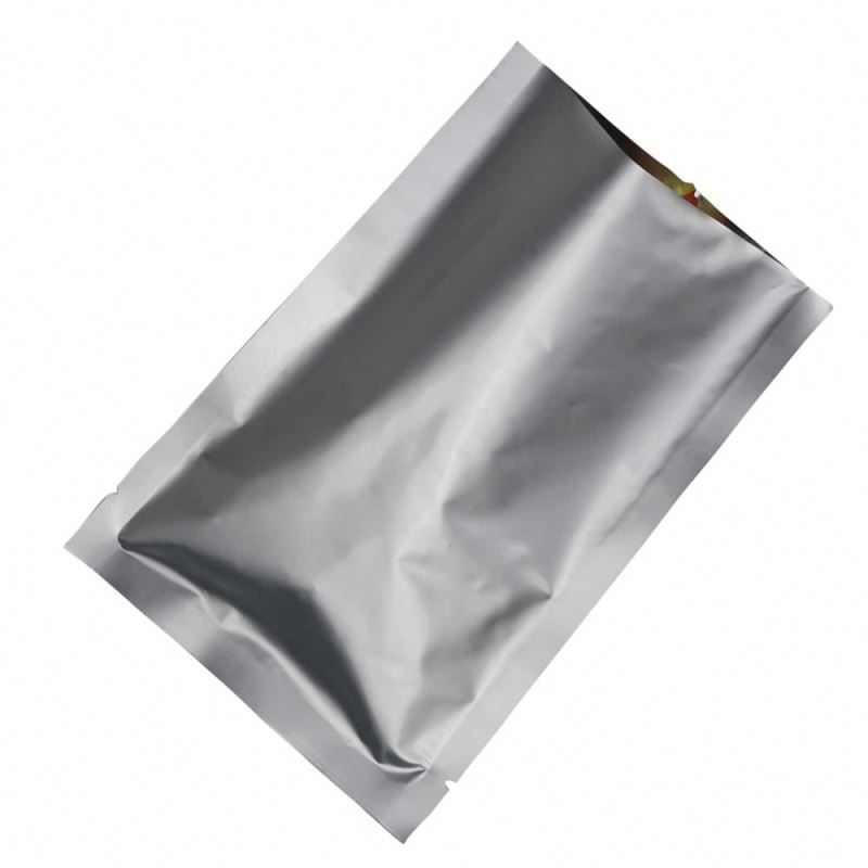 Plastic frozen food packaging bag aluminum foil bags pouches and bags with custom logo