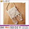 Hot selling stylish children small seagrass straw bag for girls
