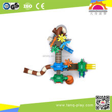 Luxury Children Commercial Multi Colors Outdoor Preschool Equipment Playground