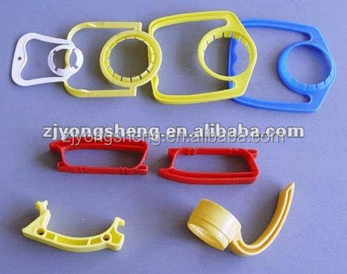 All kinds of plastic bottle handle