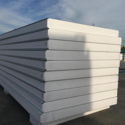 Insulated 75mm eps panels wall panels z lock sandwich paneldwich Panel