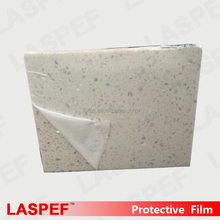 High Quality Self Adhesive Hard Floor Protection Film For STONE and WOOD,