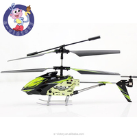 Mini Micro RC Helicopter Portable Remote Radio Control Aircraft 3.5 Channel Gyroscope Plane Model Toys