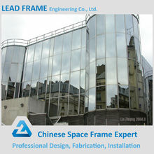 Cheap Decorative Modern Laminated Glass Curtain Wall Price
