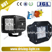Lightsotrm cube LED working lights led work lamps 12w/18w CREE car offroad mortorcycle led driving lights