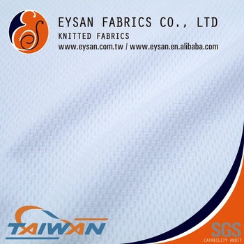 EYSAN For Sublimation Print 100 Polyester Bird Eye Mesh Fabric