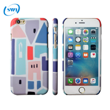 Wholesale high quality 3D sublimation printing phone case for iphone 6,for iphone 6 case cover
