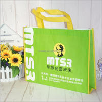 Machine Made Heat Seal foldable Non-Woven tote Bag,Non-Woven Shirt bag ,Non-Woven gift bag