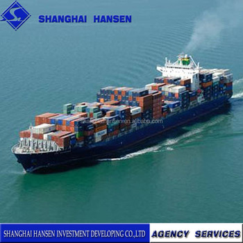 Reliable freight forwarder from shanghai import agency service