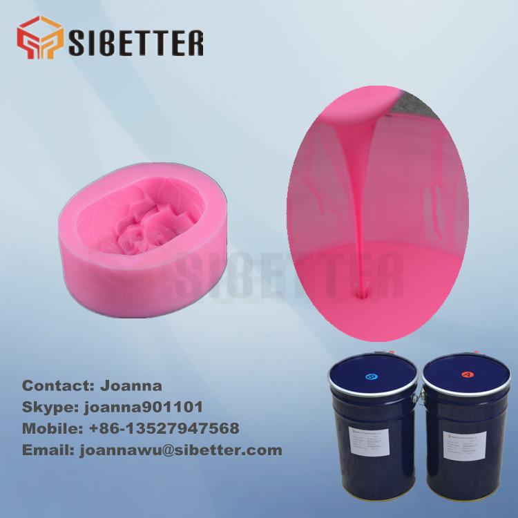 Food Grade RTV Platinum Silicone Raw Material Rubber