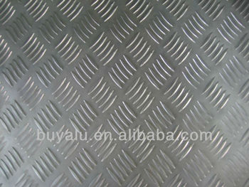 Diamond & Chequered Aluminum Sheet