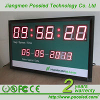4 Digit Led Countdown Timer 7