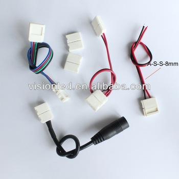 splicing connector strips