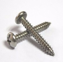 high quality hot sale philip drive flat head self tapping screw china supplier top seller